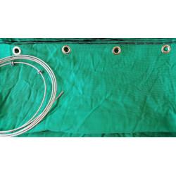 Сетка зелёная стрелоулавитель JVD Netting Green Extra Strong with Ring 4м